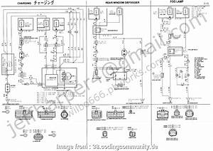 Toyota Mark X User Wiring Diagram