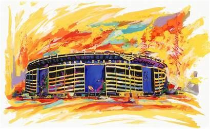 Shea Stadium Mets Sport Capparelli Tony 1964