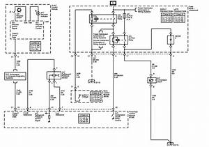 Chevy Uplander 2008 Power Wiring Diagram