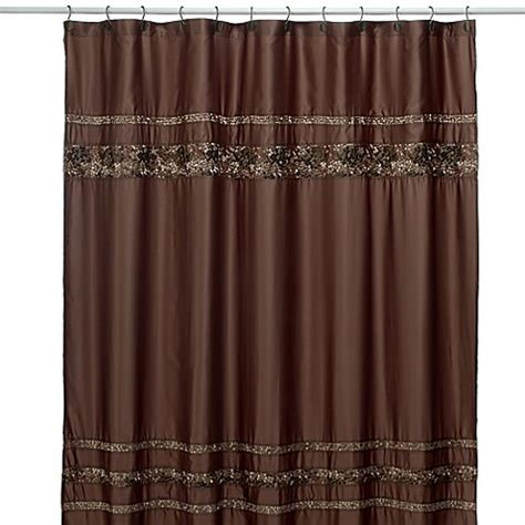 75 Shower Curtain by Croscill 174 Mosaic Tile 70 Inch X 75 Inch Fabric Shower