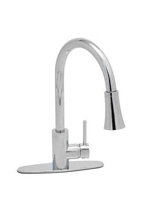 pull kitchen faucets reviews proflo pull out kitchen faucet
