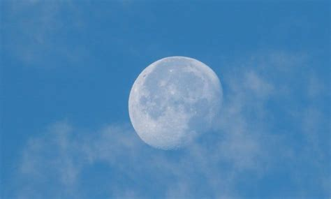 unsplash blue sky with moon thewhiteningstore