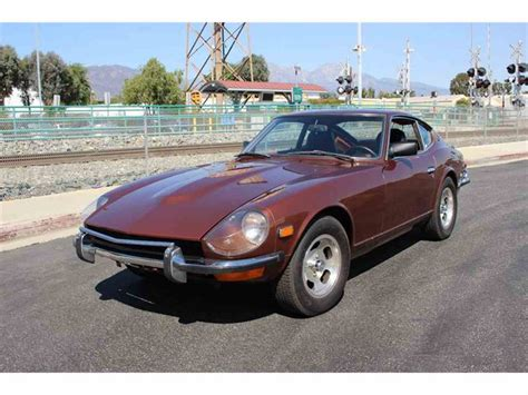 Datsun 240z 1973 by 1973 Datsun 240z For Sale Classiccars Cc 1029618