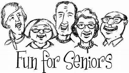 Senior Clipart Bus Seniors Citizens Clip Citizen
