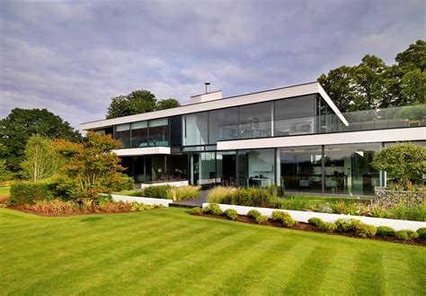 country house a modern country house by gregory phillips architects