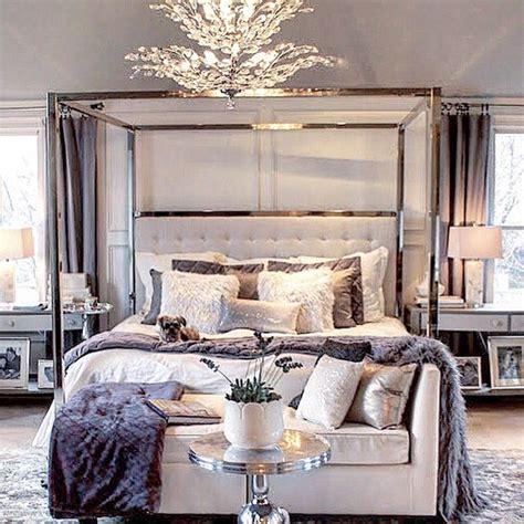 glam master bedroom gdzie kupić meble w stylu Rustic