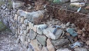 Construire Un Mur En Pierre : dernier projet restauration en pierre s che toulon ~ Melissatoandfro.com Idées de Décoration