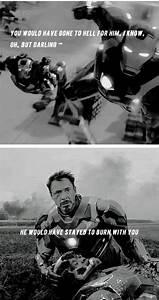 Tony Stark and ... Rhodey Quotes