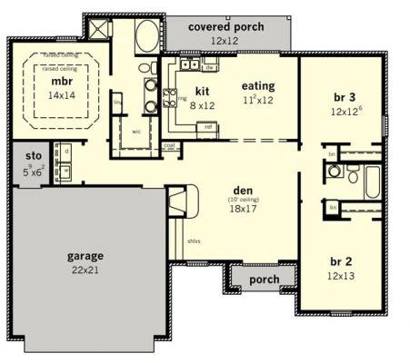 3 bedroom 3 bath house plans 3 bedrooms 2 baths farmhouse l shaped garage plans on 3