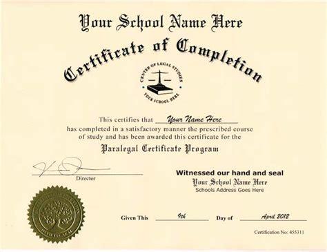 fake skill certificates