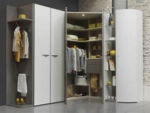 Armoire D Angle Dressing : armoires d 39 angle meubles c lio le valet de c t pour l ~ Premium-room.com Idées de Décoration
