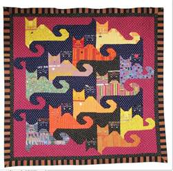cat quilt quilt inspiration the best of cat quilts part three