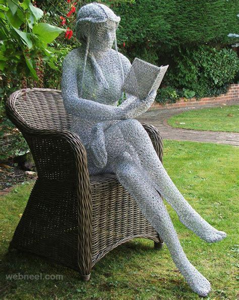 26 Beautiful And Creative Garden Sculptures Around The World