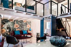 Colorful Loft Design With Jewel Tones – Adorable Home