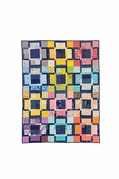 Scrap Quilts Sensational Lovers Instructions There Crafty