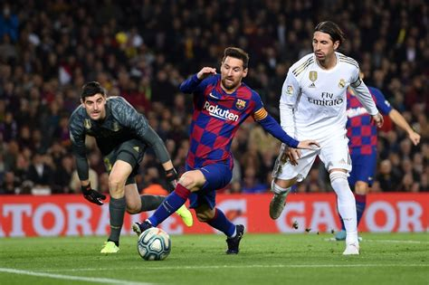 el clasico  real madrid  barcelona scheduled