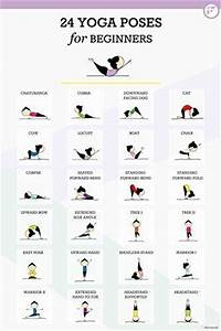 Yoga posters, Yoga poses for beginners and Yoga poses on ...