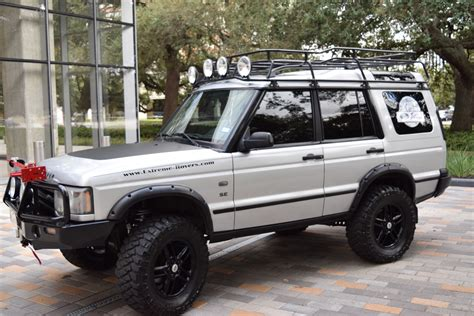 """""""silver Bullet"""" 2003 Land Rover Discovery Ii Se 120k Miles"""