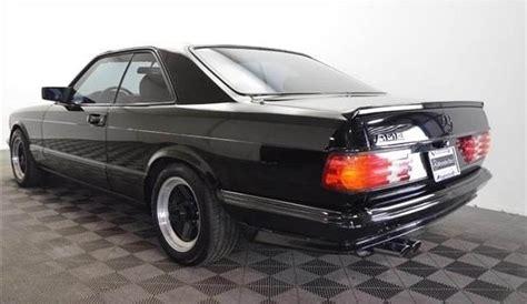 1984 Mercedes Benz 500 Sec Amg