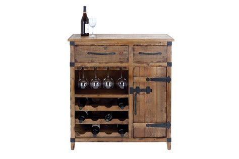 distressed wood wine cabinet rustic distressed wood wine storage cabinet in wheat oak