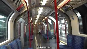 Central Line Train Doors Open One Side Then Other