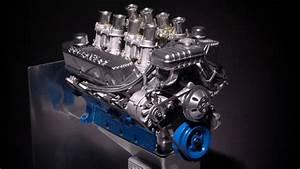 Hot Rod Engine Tech 1  8 Scale Ford 427 Sideoiler