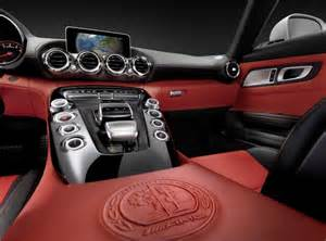 mercedes sls 65 amg price 2016 mercedes amg gt lacks name has neat interior car and driver car and driver