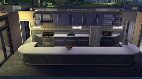 island kitchen units the sims 4 building counters cabinets and islands
