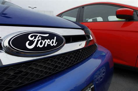 Ford Battles Uber, Lyft With Car-sharing Service