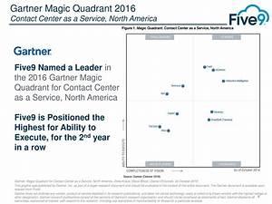 Five9 inc 2016 q4 results earnings call slides for Gartner magic quadrant document management