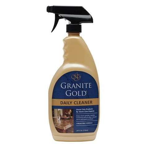 granite gold 24 oz daily cleaner gg0032 the home depot