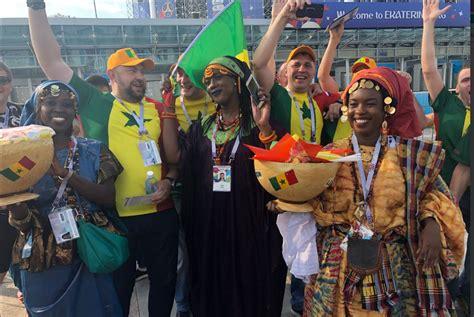 03 Photos Quand Les Sénégalaise Exportent La Culture