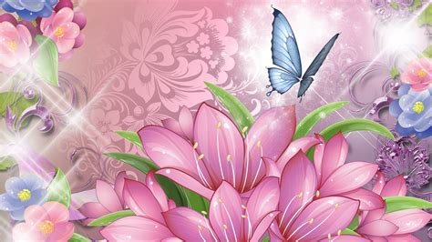 light pink flower wallpaper 54 images