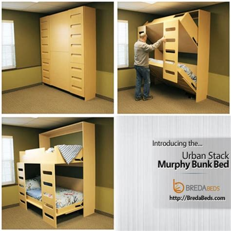 diy murphy bed bunk beds plans free