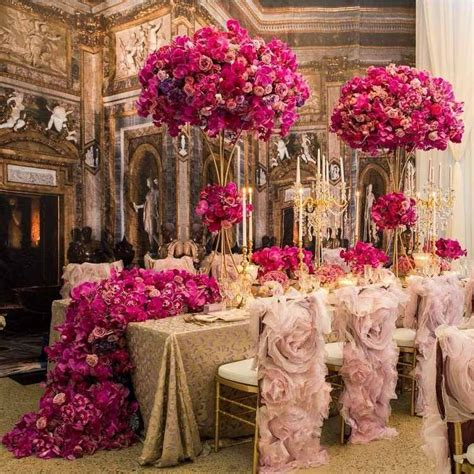 style baroque mariage