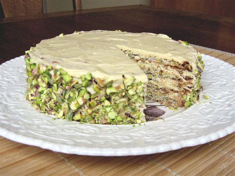 rival cake daring bakers sans rival cake Sans