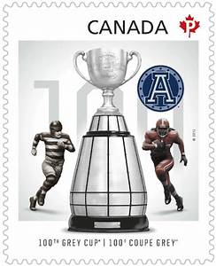 Grey Cup Champions stamp featuring the Argos unveiled ...