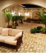 Patio Home Designs Texas by Hacienda Courtyard At Flintrock Lakeway Texas Mediterranean Patio Aust