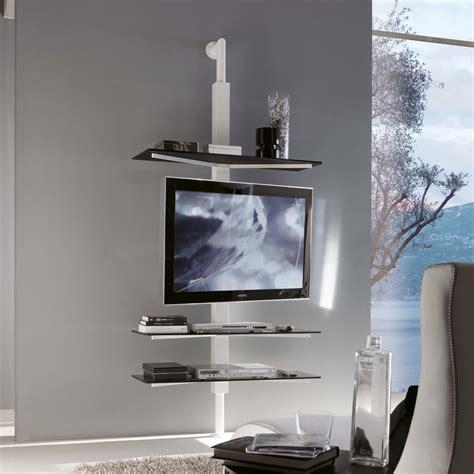 mensole porta tv 12 photo of glass shelves for living room