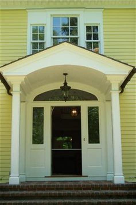 front door overhang front doors  traditional exterior