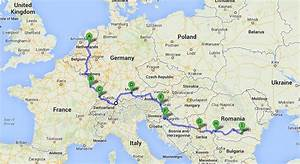 Maps Route Berechnen Ohne Autobahn : twelve countries nine days 350 euro european road trip volume one ~ Themetempest.com Abrechnung