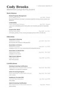 resumes for property managers exles property management resume sles visualcv resume sles database