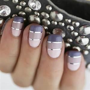 40 best metallic nail designs for 2020 nail ideas