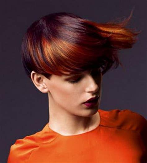 neue haarfarben trends frisuren farben trends