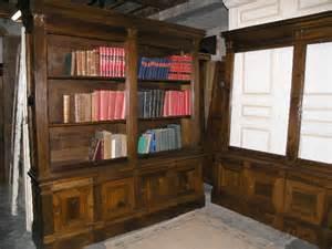 Librerie Antiche by 2librerie Antiche In Noce Lib09 Epoca 700 Misure 210x