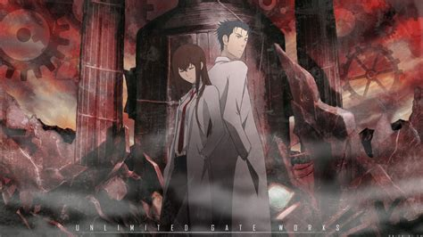 Gate Anime Wallpaper - steins gate hd wallpaper and background image