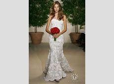 Vestido de noiva de crochê 45 fotos, gráficos e como fazer!
