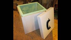 7 Small Plywood Insulated Cooler Box Build