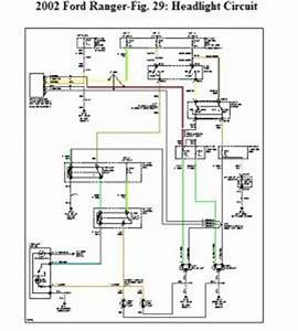 Lamp Wiring Schematic 2002 Ford Ranger : 2002 ford ranger headlamps not working electrical problem ~ A.2002-acura-tl-radio.info Haus und Dekorationen