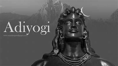 Shiva Lord Wallpapers Adiyogi God Yoga Background